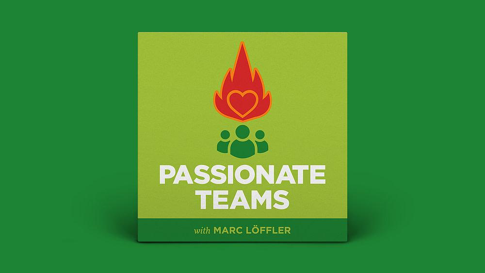 Logo von Passionate Teams by Marc Löffler